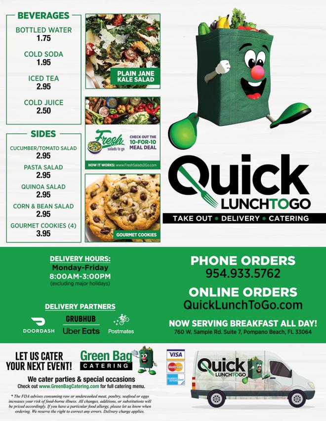 latest-quicklunchtogo-menu